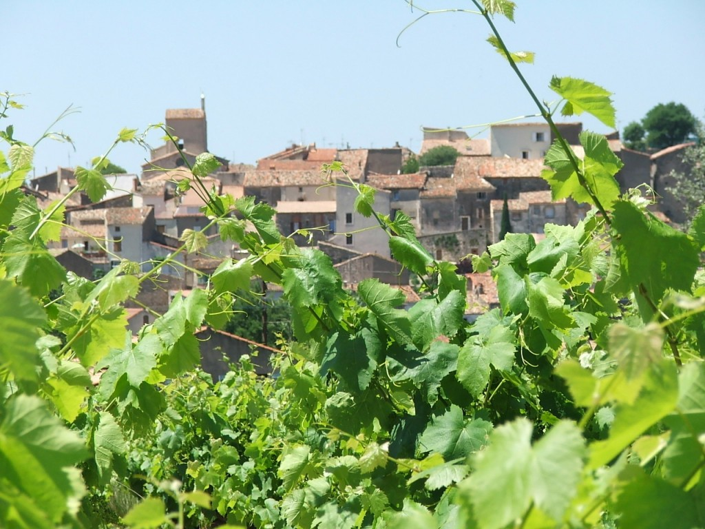 Languedoc villages